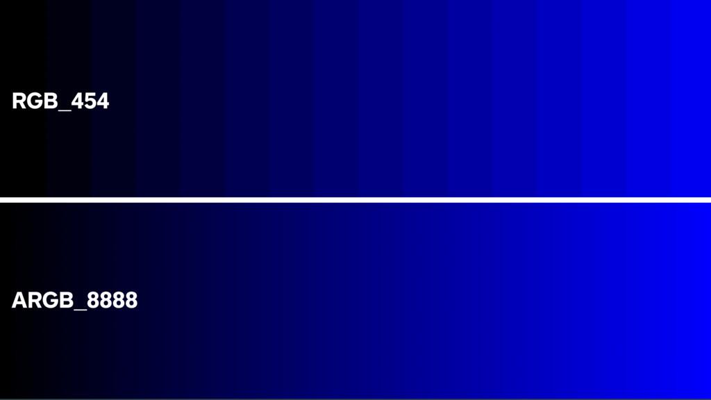 RGB_454 ARGB_8888