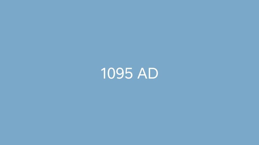 1095 AD