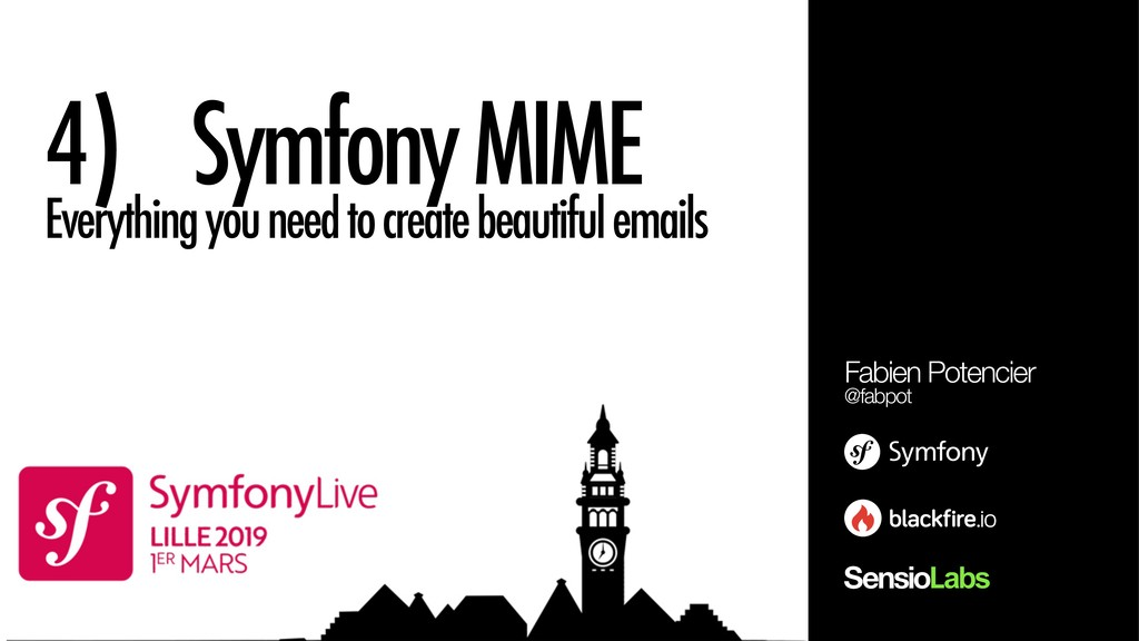 4) Symfony MIME Everything you need to create b...