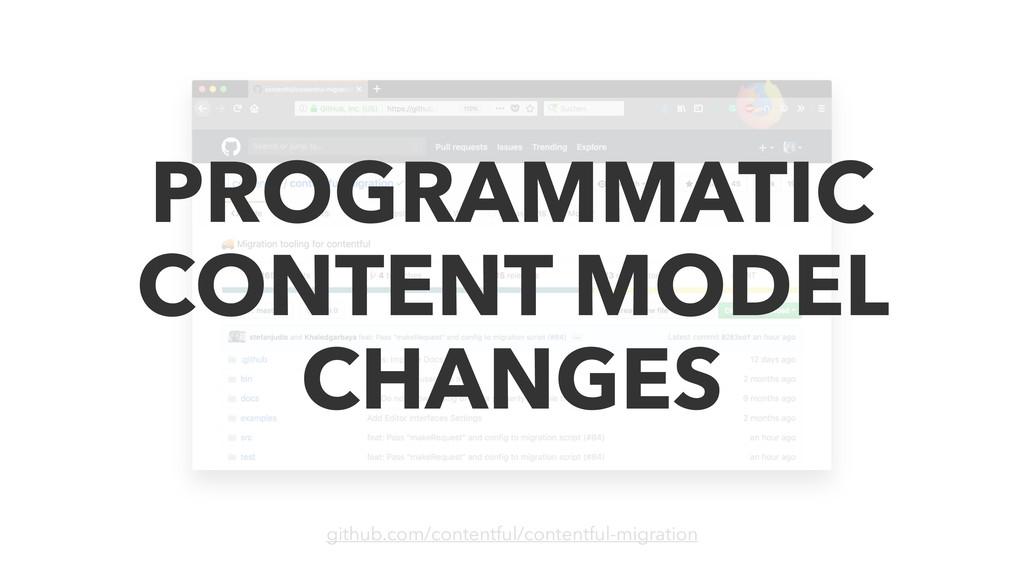 github.com/contentful/contentful-migration PROG...