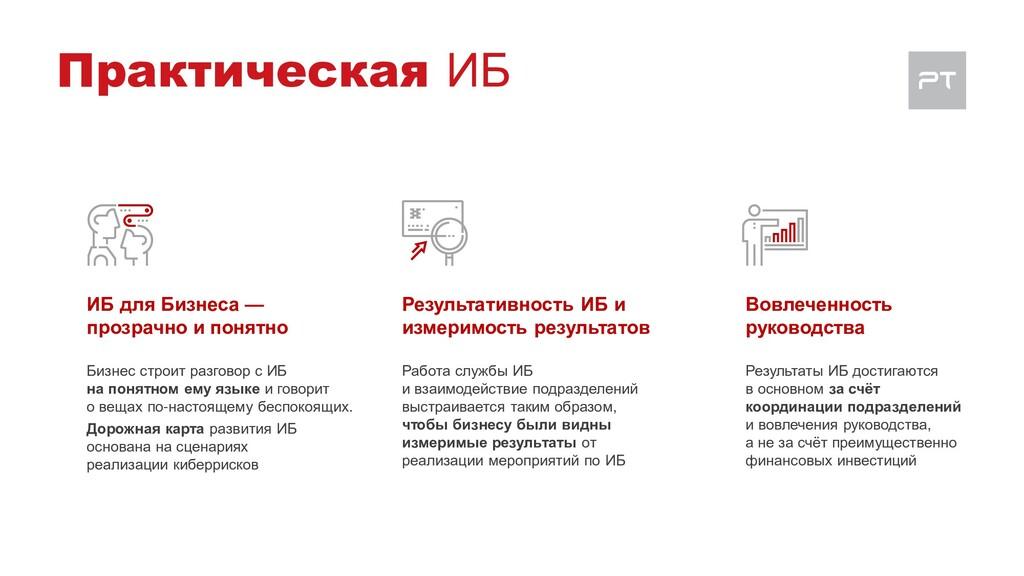 Практическая ИБ ИБ для Бизнеса — прозрачно и по...