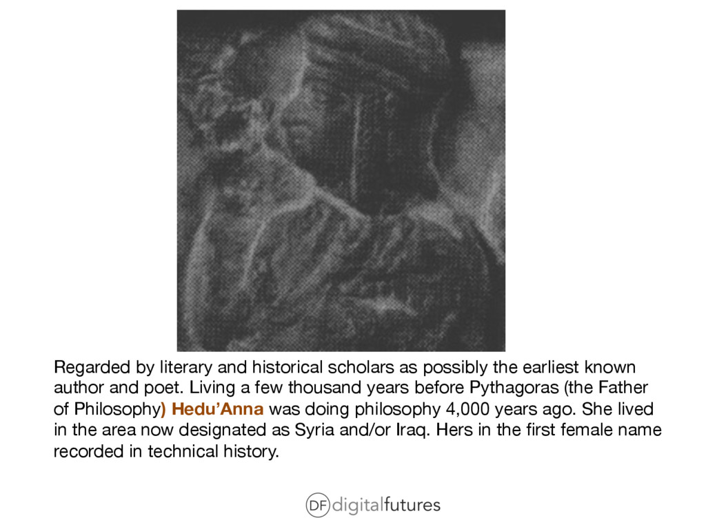 Regarded by literary and historical scholars as...