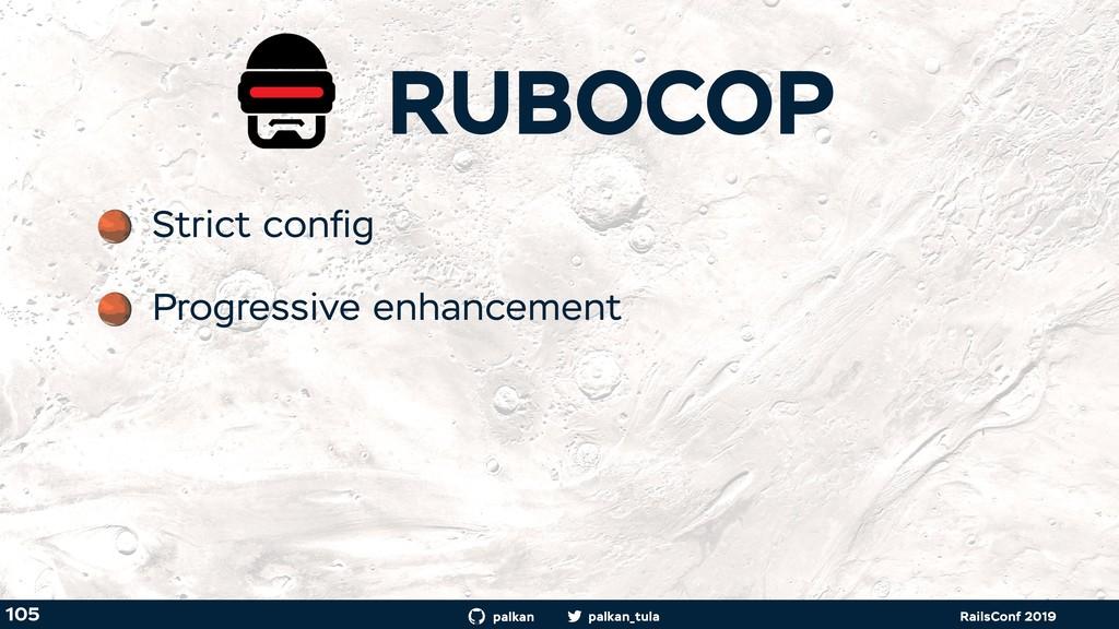 palkan_tula palkan RailsConf 2019 RUBOCOP 105 S...