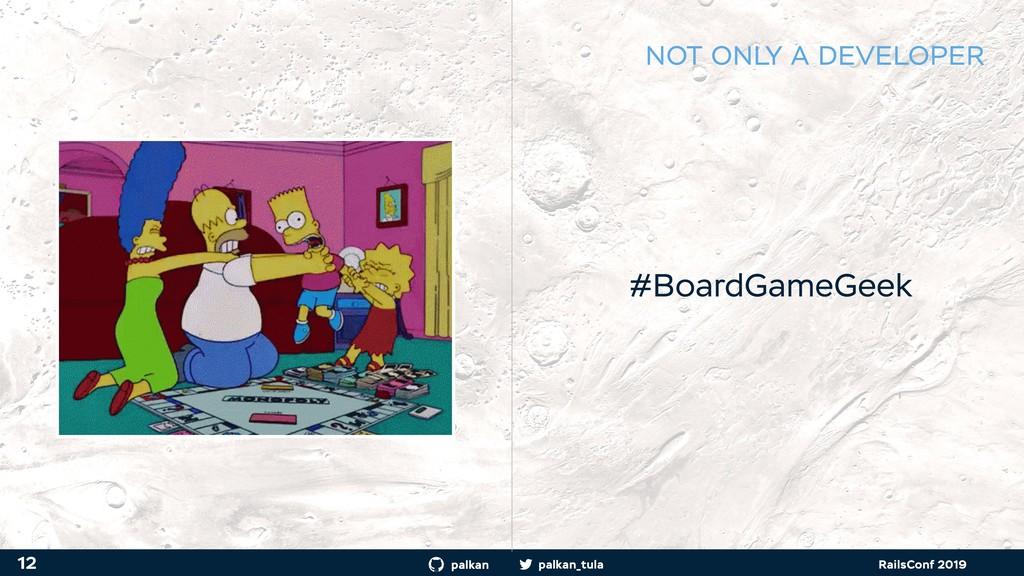 palkan_tula palkan RailsConf 2019 12 #BoardGame...