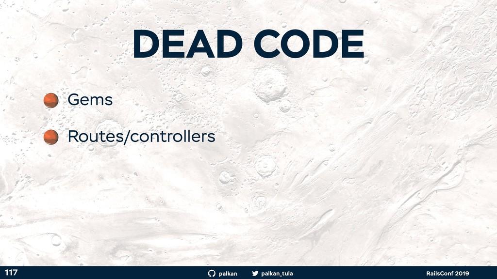 palkan_tula palkan RailsConf 2019 117 Gems Rout...