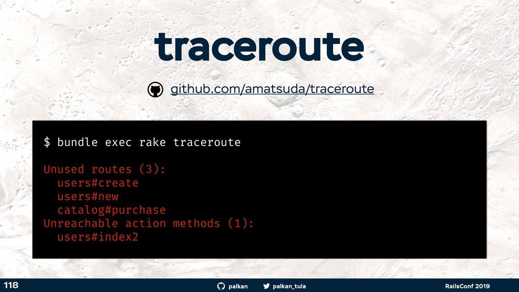 palkan_tula palkan RailsConf 2019 traceroute 11...