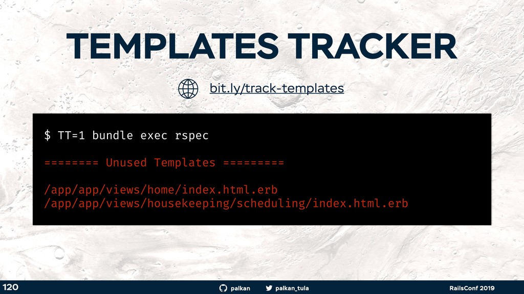 palkan_tula palkan RailsConf 2019 TEMPLATES TRA...