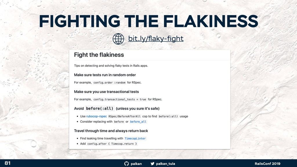 palkan_tula palkan RailsConf 2019 81 FIGHTING T...