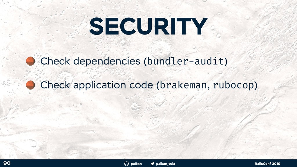 palkan_tula palkan RailsConf 2019 SECURITY 90 C...