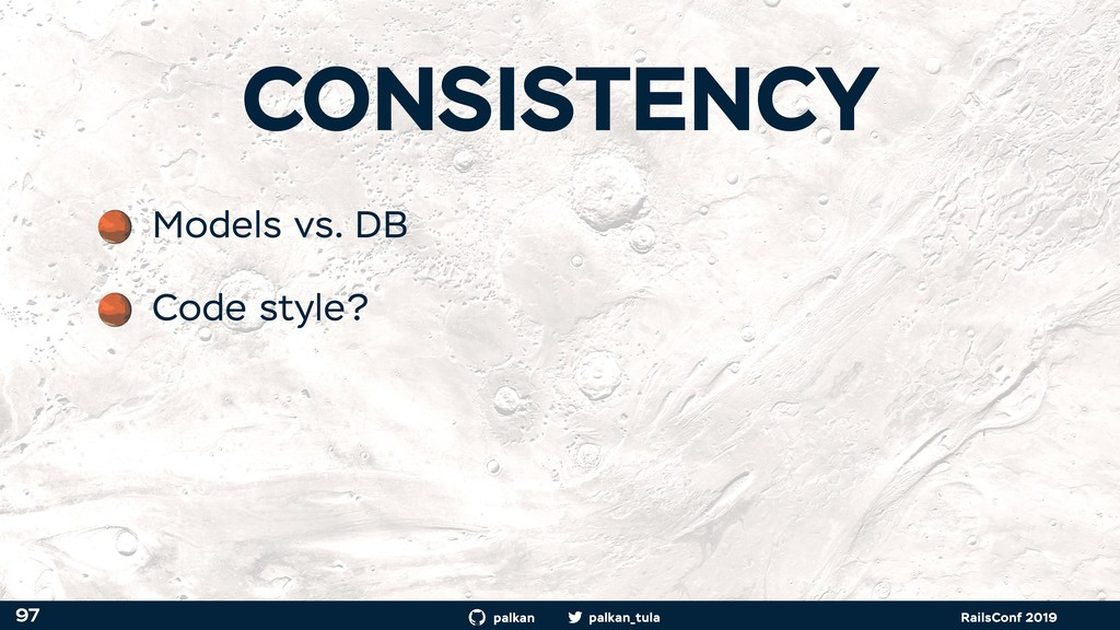 palkan_tula palkan RailsConf 2019 CONSISTENCY 9...