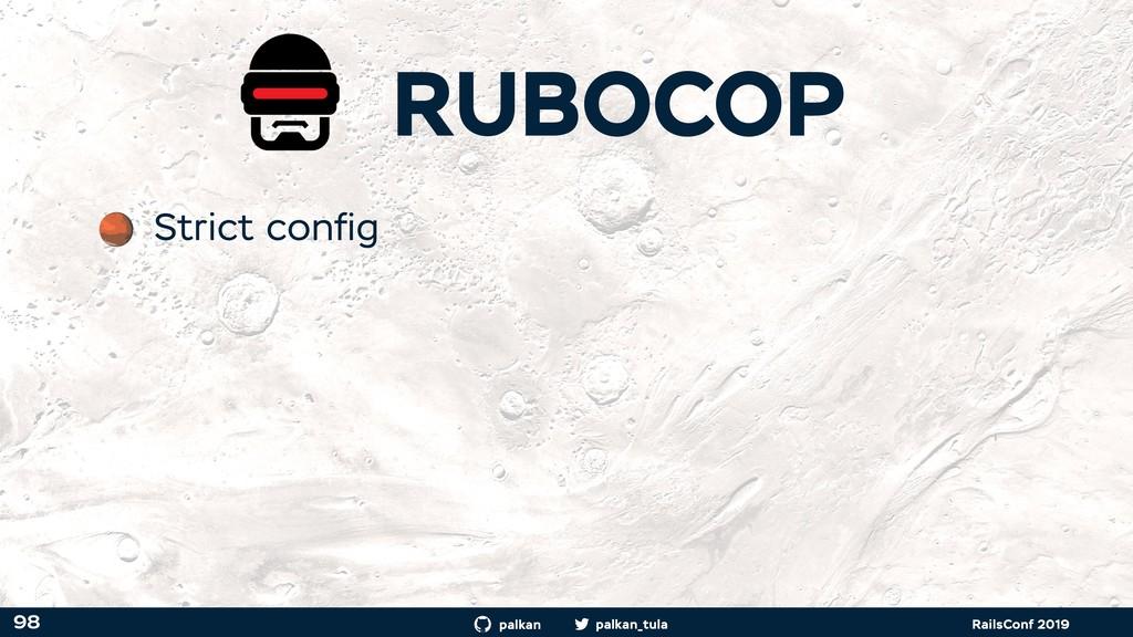 palkan_tula palkan RailsConf 2019 RUBOCOP 98 St...