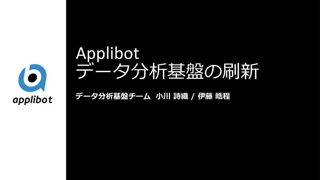 Applibot    /