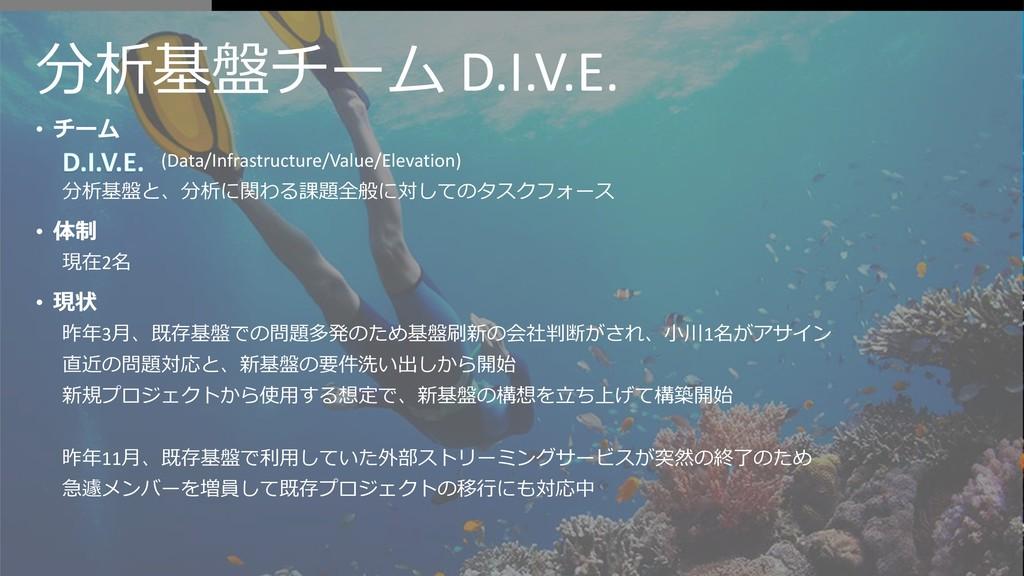"""6fNc"""") D.I.V.E. •  (Data/Infrastructure/Val..."""