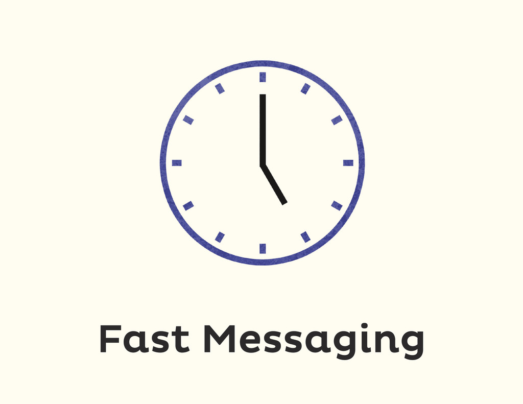 Fast Messaging