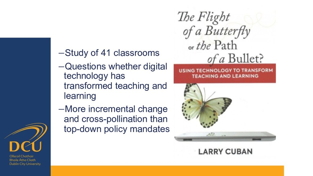 −Study of 41 classrooms −Questions whether digi...