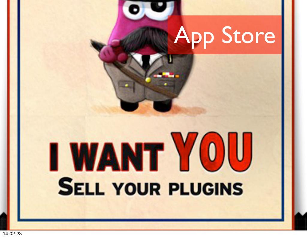 App Store 14-02-23