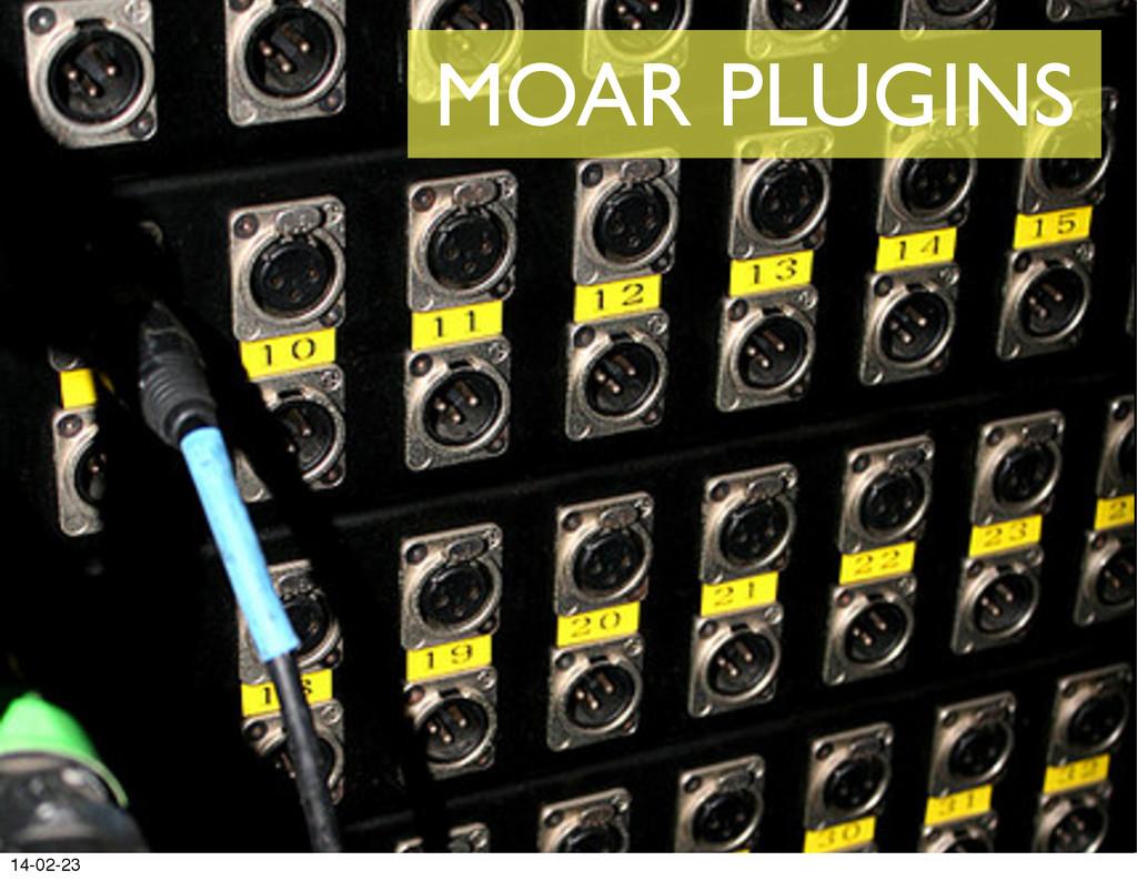 MOAR PLUGINS 14-02-23