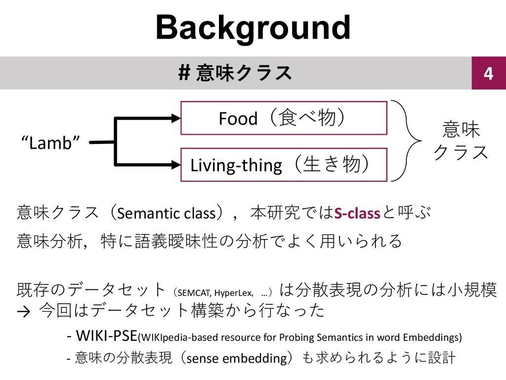 "Background 4 #  ""@!Semantic class>*(..."