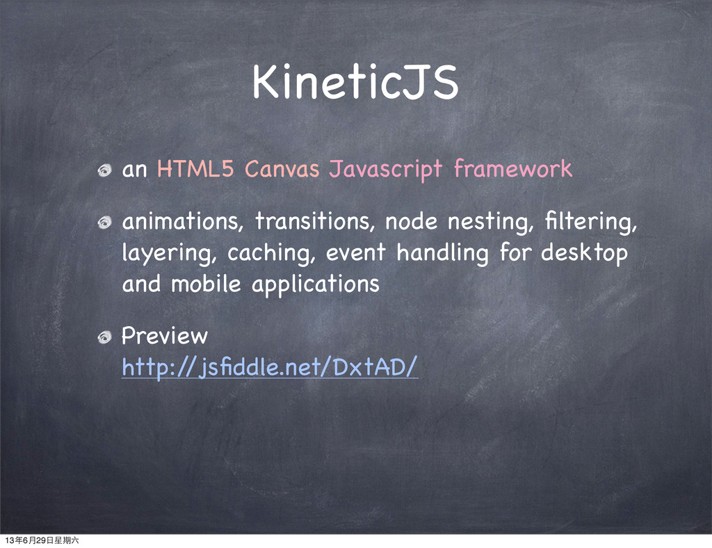KineticJS an HTML5 Canvas Javascript framework ...