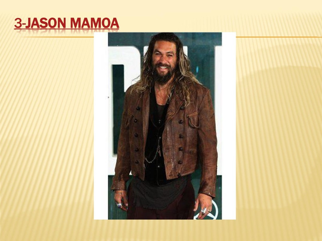 3-JASON MAMOA