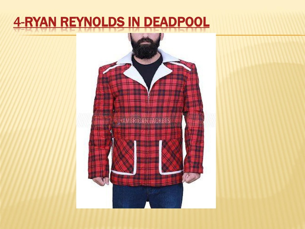 4-RYAN REYNOLDS IN DEADPOOL