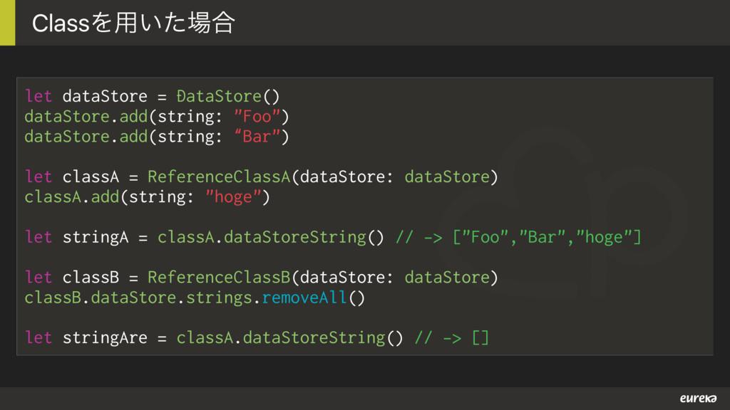 let dataStore = DataStore() dataStore.add(strin...