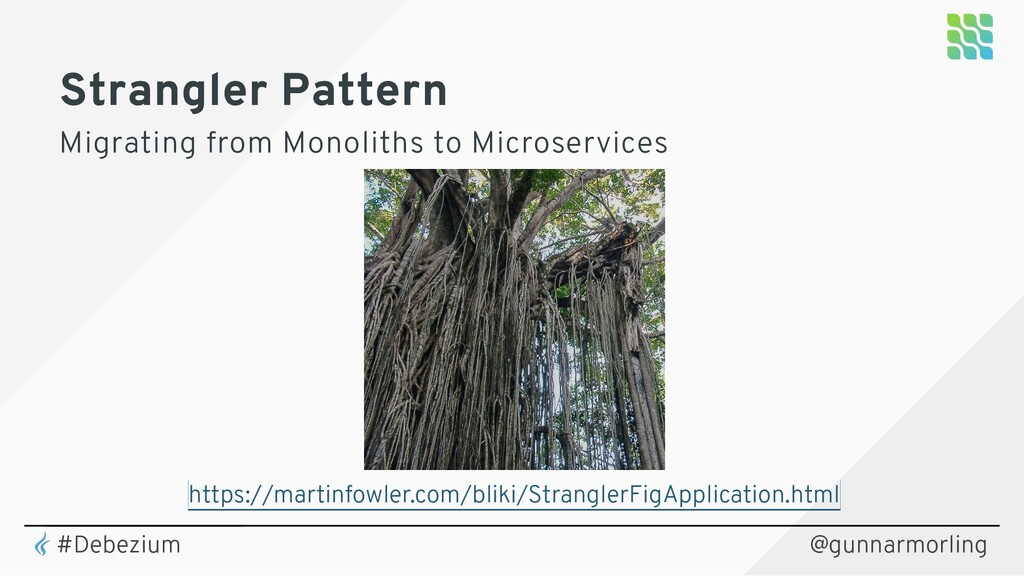 Strangler Pattern Migrating from Monoliths to M...