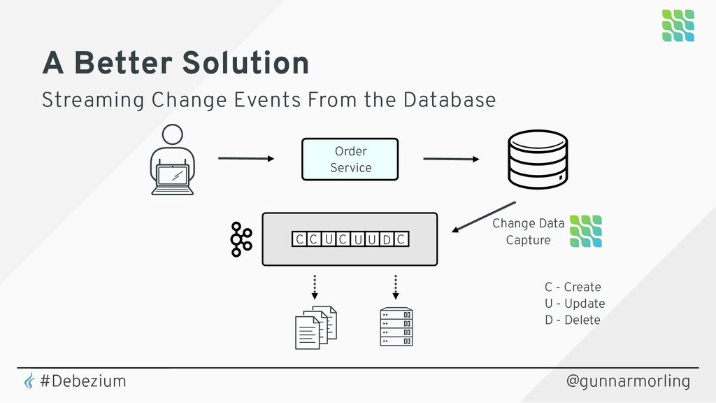 A Better Solution Streaming Change Events From ...