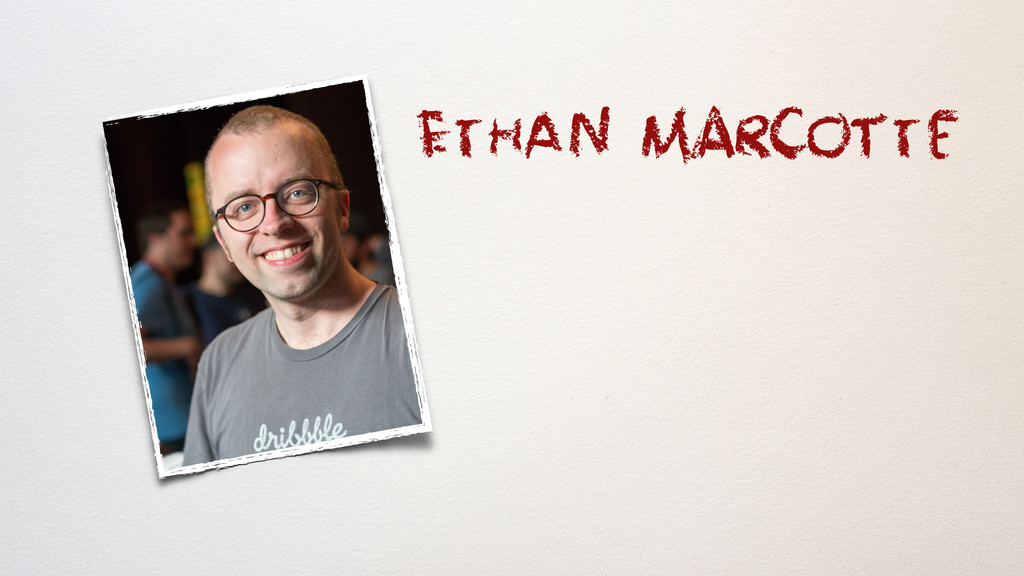 Ethan MArcoTte
