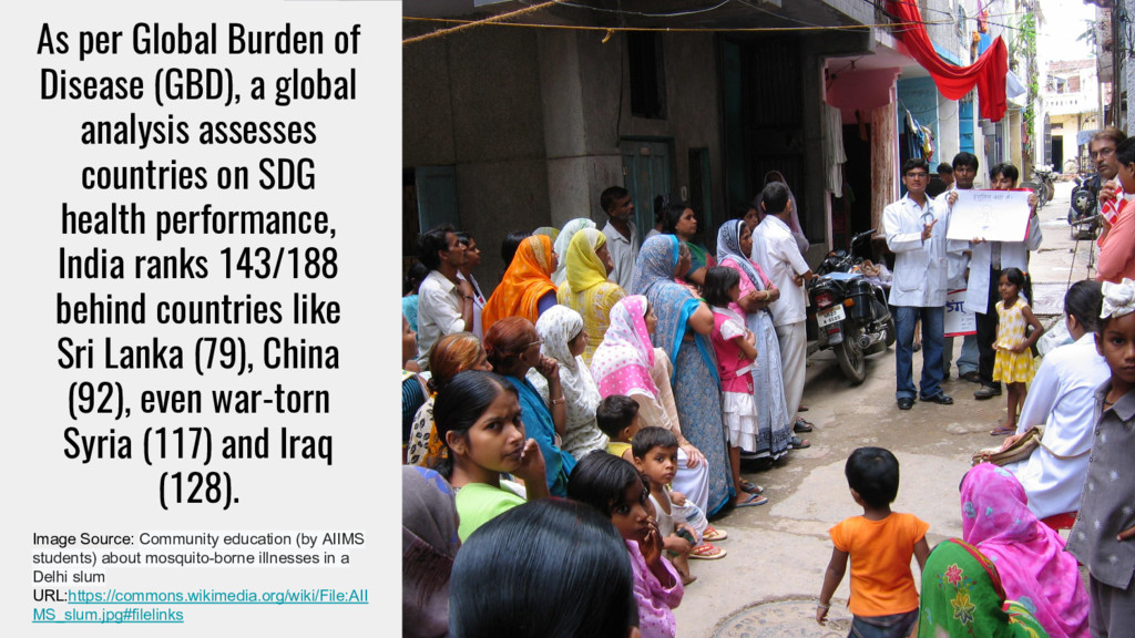 As per Global Burden of Disease (GBD), a global...
