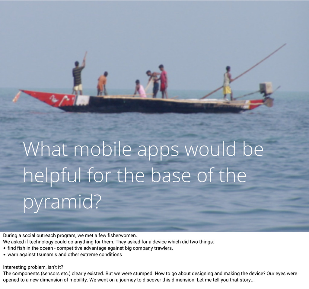 What mobile apps would be helpful for the base ...