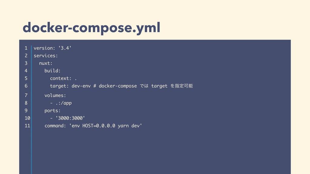 docker-compose.yml 1. version: '3.4' 2. service...
