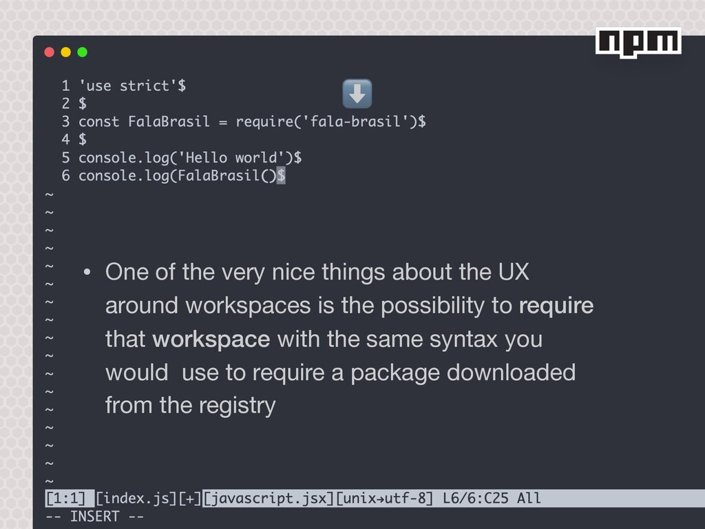 • One of the very nice things about the UX arou...