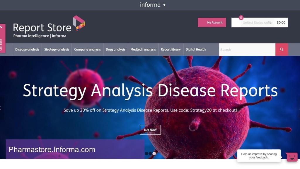 Pharmastore.Informa.com