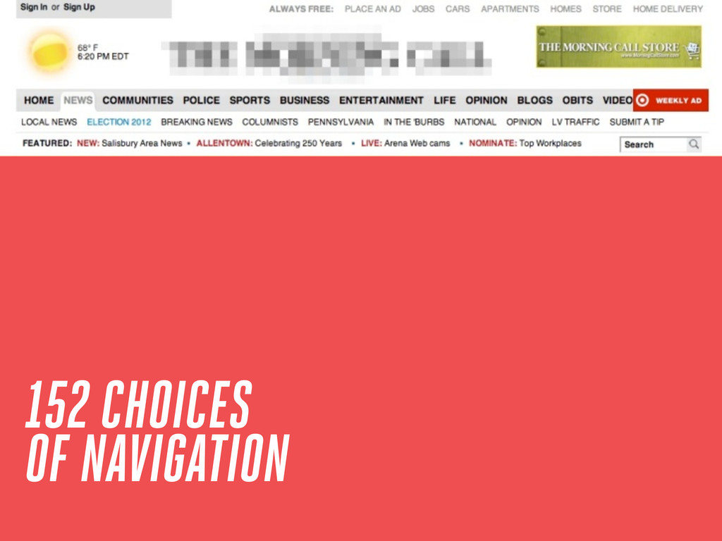 Text 152 CHOICES OF NAVIGATION
