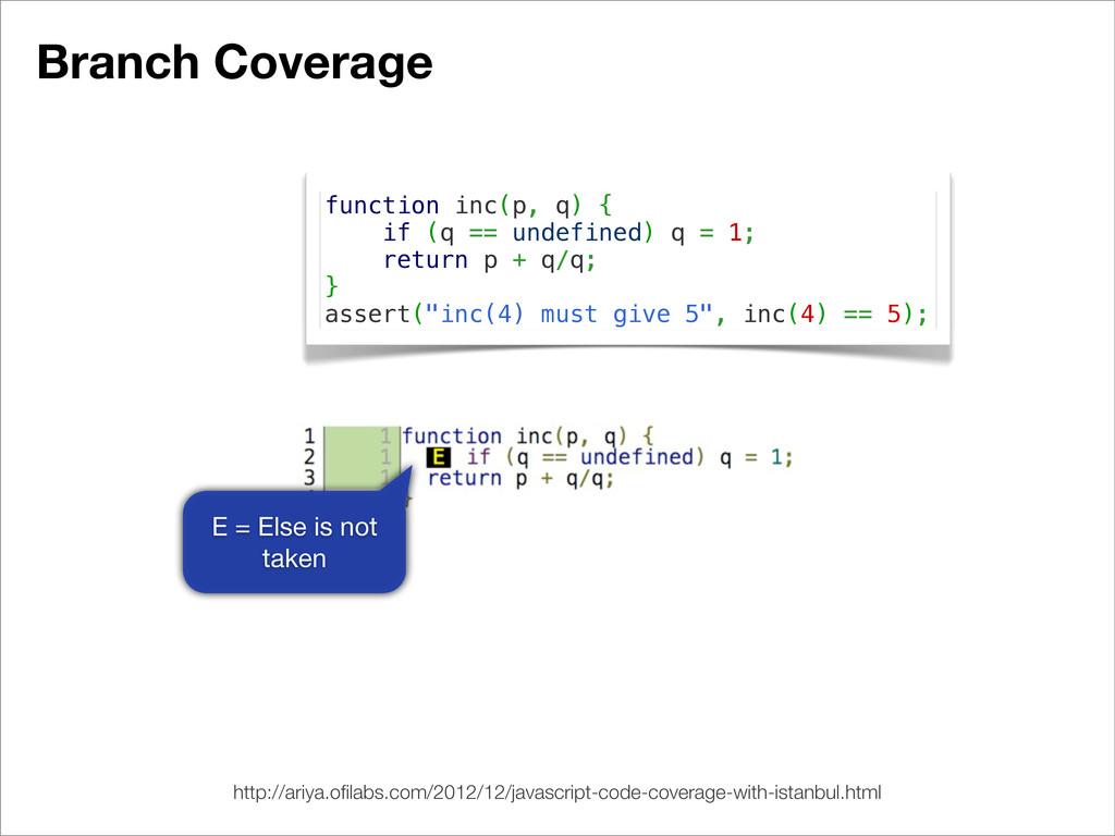 Branch Coverage http://ariya.ofilabs.com/2012/12...