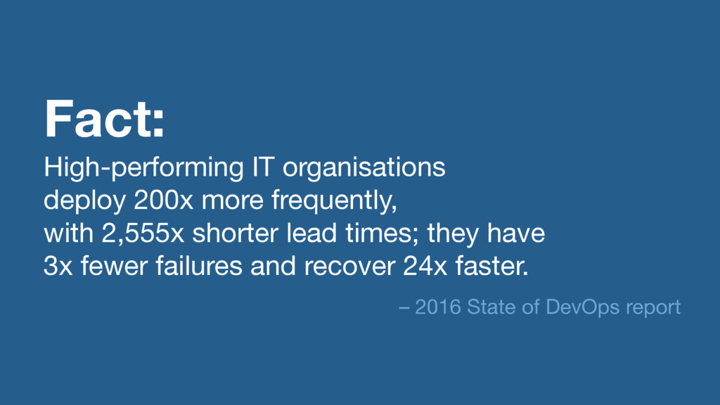 Fact: 