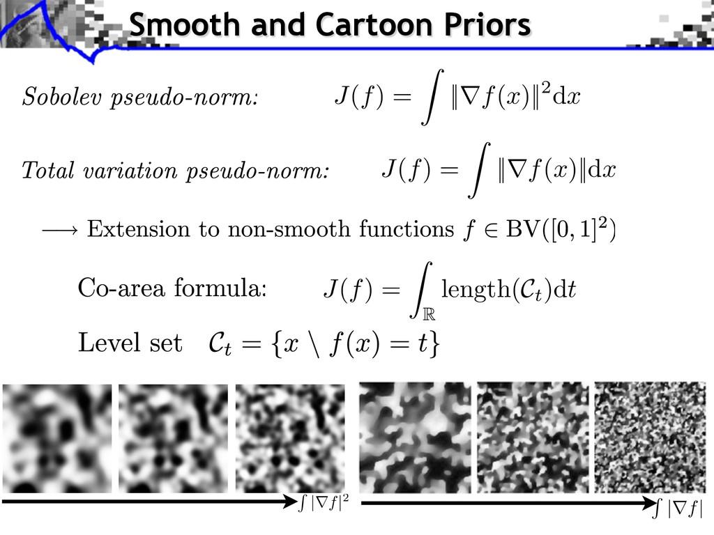 J(f) = || f(x)||2dx J(f) = || f(x)||dx J(f) = R...