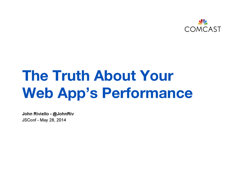 The Truth About Your