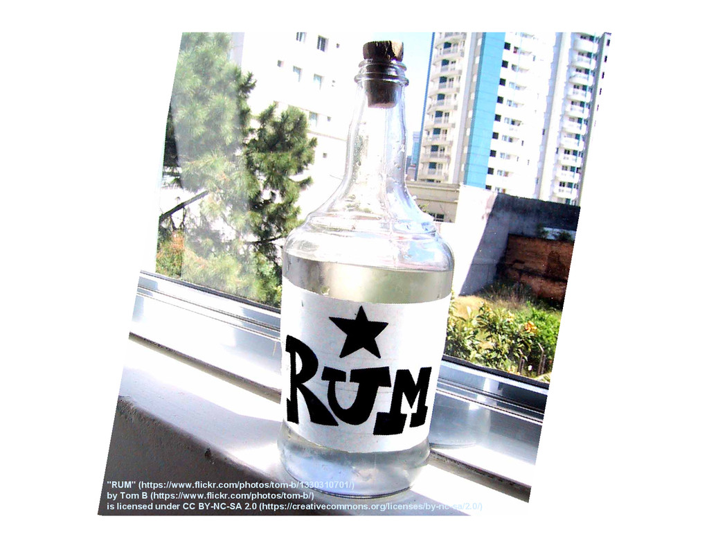 """RUM"" (https://www.flickr.com/photos/tom-b/1330..."