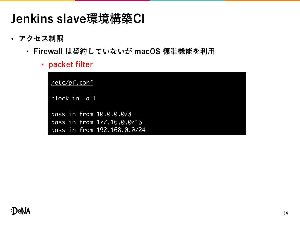 4 CFI • • J • 3 3 /etc/pf.conf block in all pas...