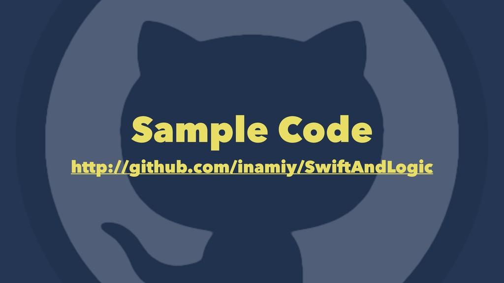 Sample Code http://github.com/inamiy/SwiftAndL...