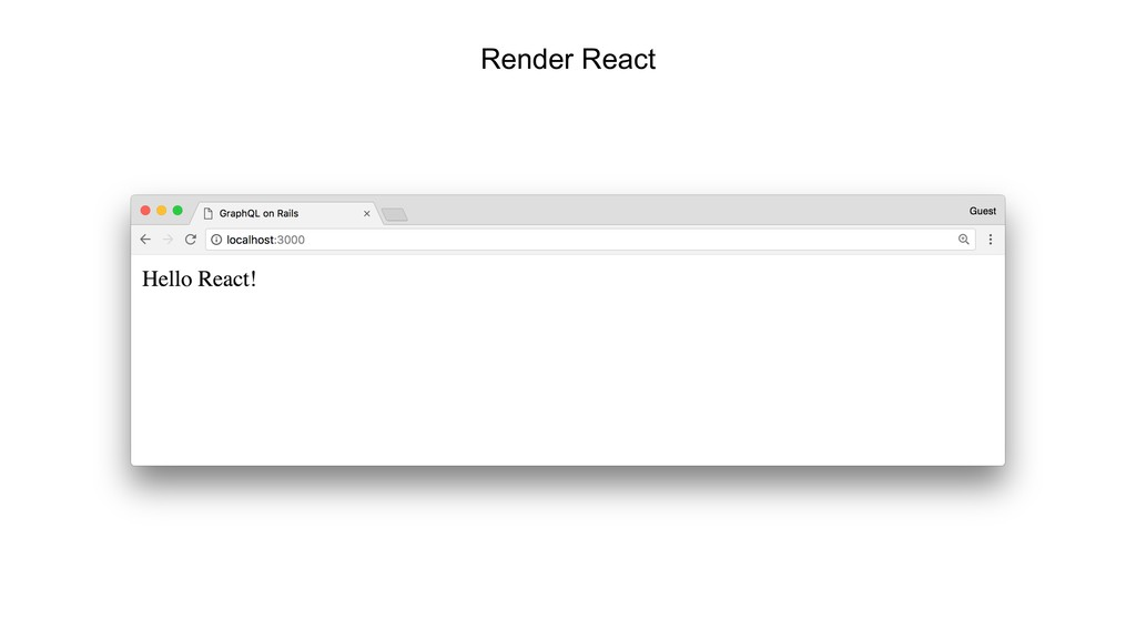 Render React