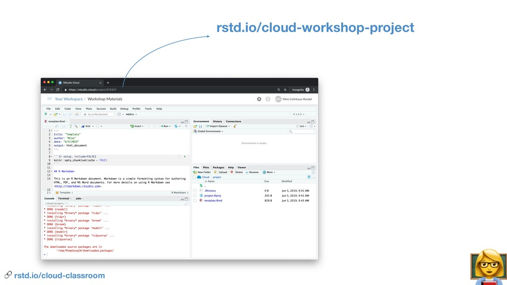 # rstd.io/cloud-workshop-project  rstd.io/cloud...
