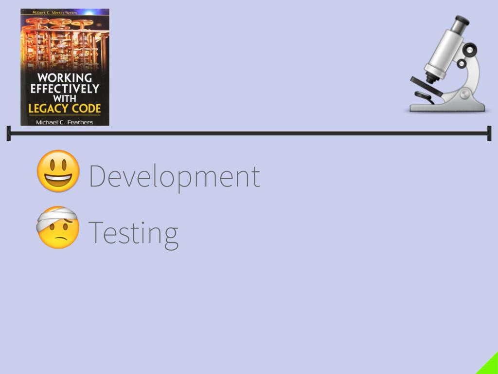 Development Testing