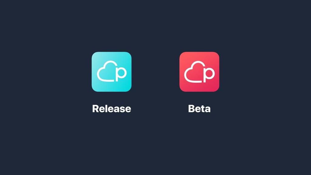 Release Beta