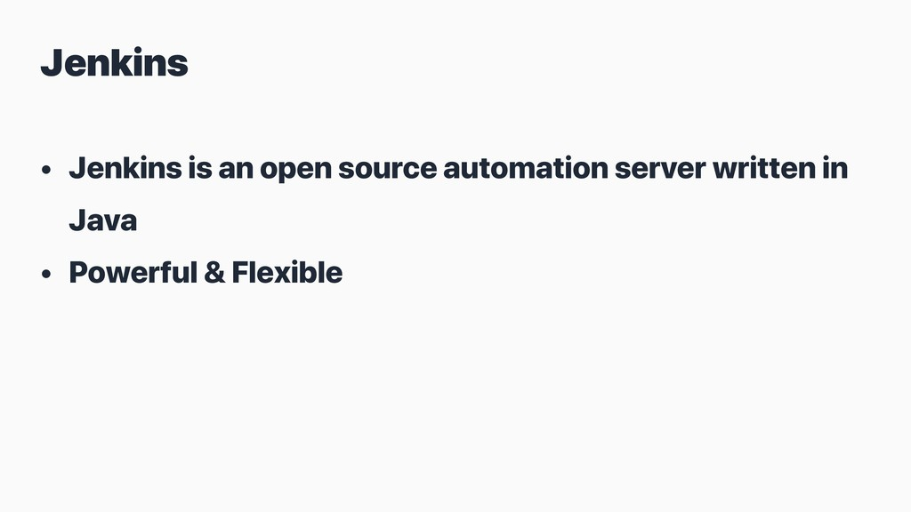 • Jenkins is an open source automation server w...