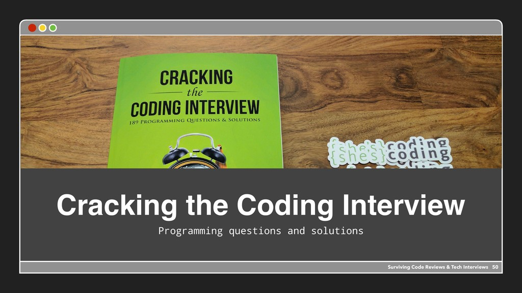 Cracking the Coding Interview Programming quest...