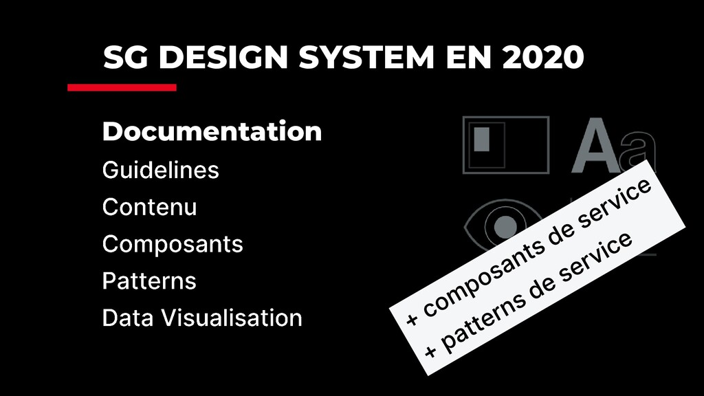Documentation SG DESIGN SYSTEM EN 2020