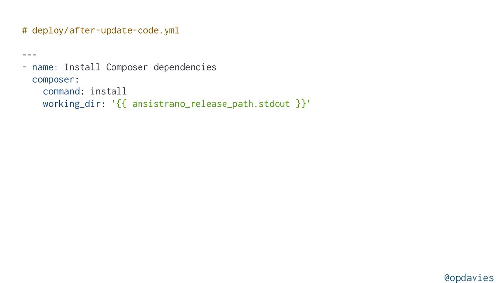 # deploy/after-update-code.yml --- - name: Inst...